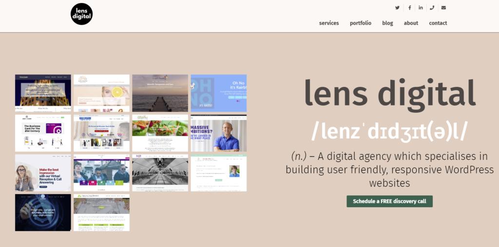 Lens Digital