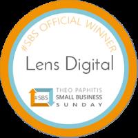 Small Business Sunday Winner - Lens Digital